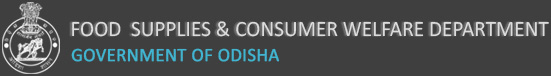 Food, Supplies & Consumer Welfare Department, Government of Odisha
